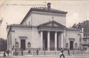 L'Eglise Sainte-Marie Des Batignolles, PARIS, France, 00-10s