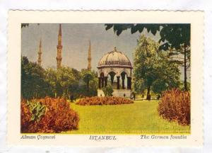 Alman Cesmesi , ISTANBUL, Turkey, 50-70s