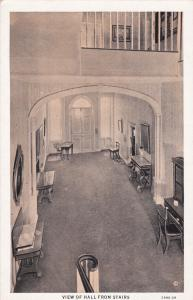 BARDSTOWN , Kentucky , 1900-10s ; Old Kentucky Home, Hall