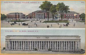Albany, N.Y., New State Normal College & Educational Building - 1909