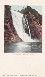 Montmorenci Falls , near Quebec ; 00s-10s