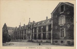 CORBEIL, L'Hopital, Paris, France, 10-20s