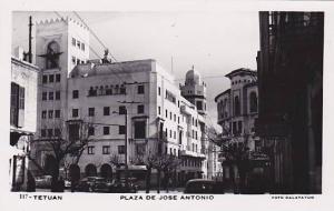 RP, Plaza De Jose Antonio, Tetuan, Morocco, Africa, 1930-1940s