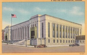NASHVILLE, Tennessee, 1930-1940's; New Post Office