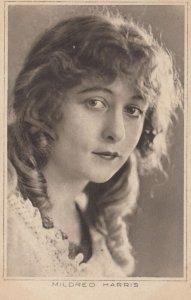 Mildrid Harris , 1910s - 1920s ; Actress