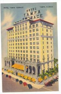 Hotel Tampa Terrace, Tampa, Florida, 1930-1940s