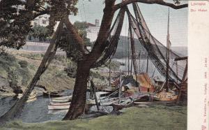 LOVRANA, Croatia, 1900-10s; Der Hafen