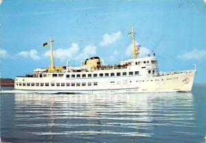 Br43778 Ship Bateaux MS Baltica