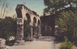 Broken Arches South Corridor Looking East Old Mission San Juan Capistrano Cal...