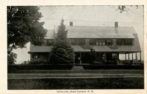 NH - Mont Vernon. Verncroft