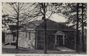 TAMASSEE , South Carolina , 40-60s ; Pennsylvania Health House , D.A.R. School