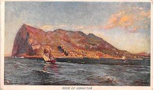 Rock of Gibraltar Gibraltar Unused
