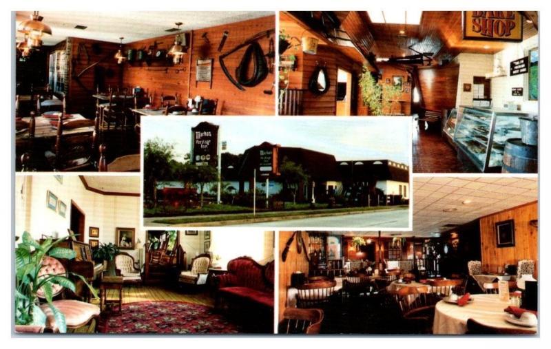 Heritage Inn Markos Restaurant Port Orange Fl Multiview