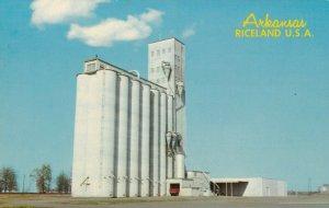 ARKANSAS, 50-60s ; Riceland, U.S.A., Rice Dryer Building