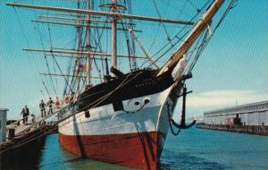 California San Francisco The Balclutha Sailing Vessel Last Cape Horner San Fr...