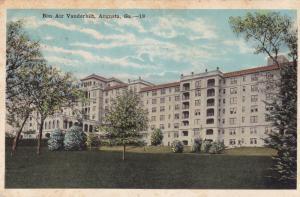 ATLANTA, Georgia, PU-1924; Bon Air Vanderbilt