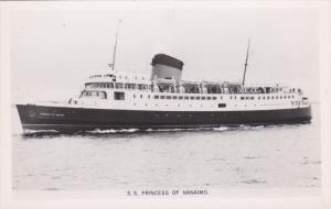 RP: B.C. Canada Ferry/ship R.M.S. Empress of NANAIMO , 30-40s