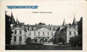 CPA Ermenonville- Le Chateau FRANCE (1020487)