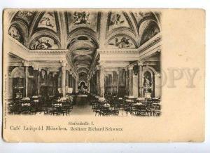 130243 Germany MUNCHEN Cafe Luitpold Besitzer Richard Schwarz