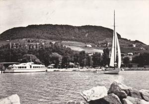 RP: BADACSONY , Hungary , 40-50s ; Hires bortermo videk