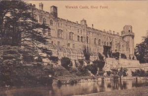 England Warwick Castle River Front