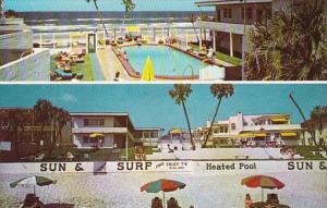 Florida Daytona Beach Sun & Surf Apartment Motel