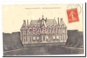 CARTE Seals Post Old Chateau Approval of large flower beds