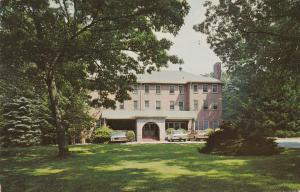 BLACK MOUNTAIN , North Carolina, 1950-60s ; Monte Vista Hotel