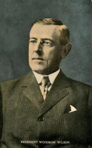 President Woodrow Wilson