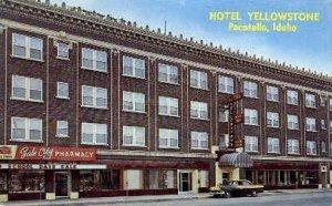 Hotel Yellowstone - Pocotello, Idaho ID
