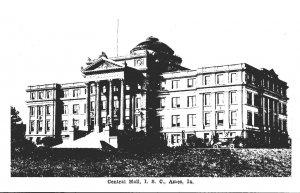 Iowa Ames Central Hall Iowa State College