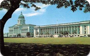 Supreme Court and City Hall Singapore Unused