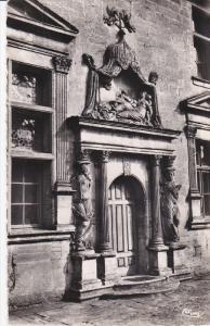 RP, Entree De La Chapelle Du Chateau, CONS-LA-GRANDVILLE (Meurthe et Moselle)...