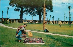SC, Hamer, South Carolina, South of the Border, Motel, Dexter Press No. 77933