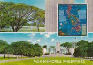 Philippines The War Memorial 1976
