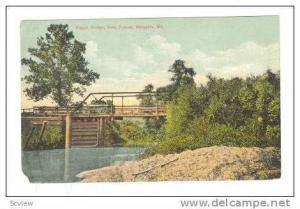 Wagon Bridge, Memphis, Missouri, 00-10s