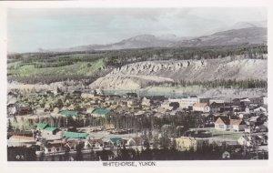 RP; WHITEHORSE , Yukon , Canada , 20-40s; Panorama