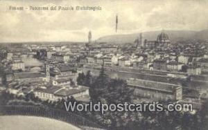 Firenze, Italy, Italia Piazzale Michelangiolo  Piazzale Michelangiolo