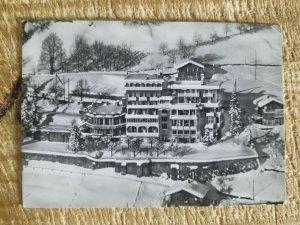 HOTEL MONTESANO,SWITZERLAND.BUILT IN 1914 BURNT IN FIRE IN 2008.RARE VTG PC*P35