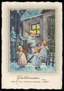 Frohe Weihnachten und Viel Gluck im Neuen Jahr
