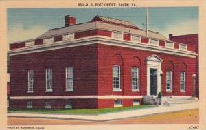 Virginia Salem U S Post Office