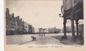 ARRAS, Pas de Calais, France; La Grande-Place, The great Place,  00-10s