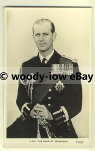 r0297 - The Duke of Edinburgh - Prince Philip - postcard