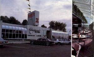 Clairmont Diner Clifton NJ Unused