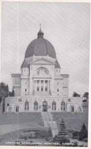 MONTREAL, Quebec, Canada, 1910-1950s; Oratoire Saint-Joseph