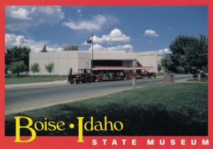 BOISE , Idaho , 1960-80s ; State Museum