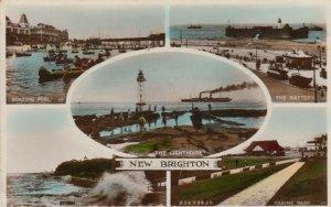 RP: NEW BRIGHTON , England , UK , 1923 ; Lighthouse