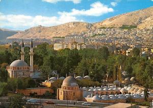 Syria Damas Deux Tekiyehs du Solomon et Salim Two Tekyehs of Solomon and Salim