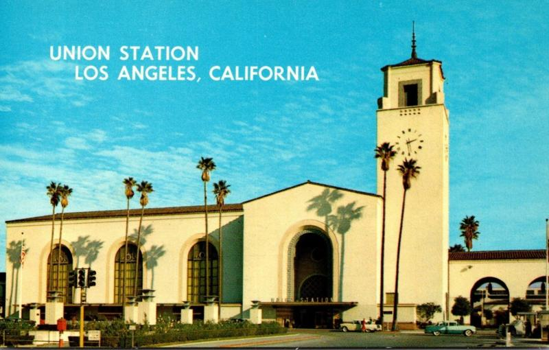 California Los Angeles Union Station