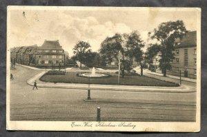 1041 - GERMANY Essen-West 1930 Kleinhaus Siedlung